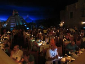 A Quick Guide to Table Service Restaurants at Walt Disney World Resort