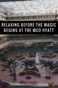 MCO Hyatt Review