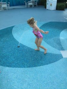 All Star Movie Hotel Squirt Pool, Disney World
