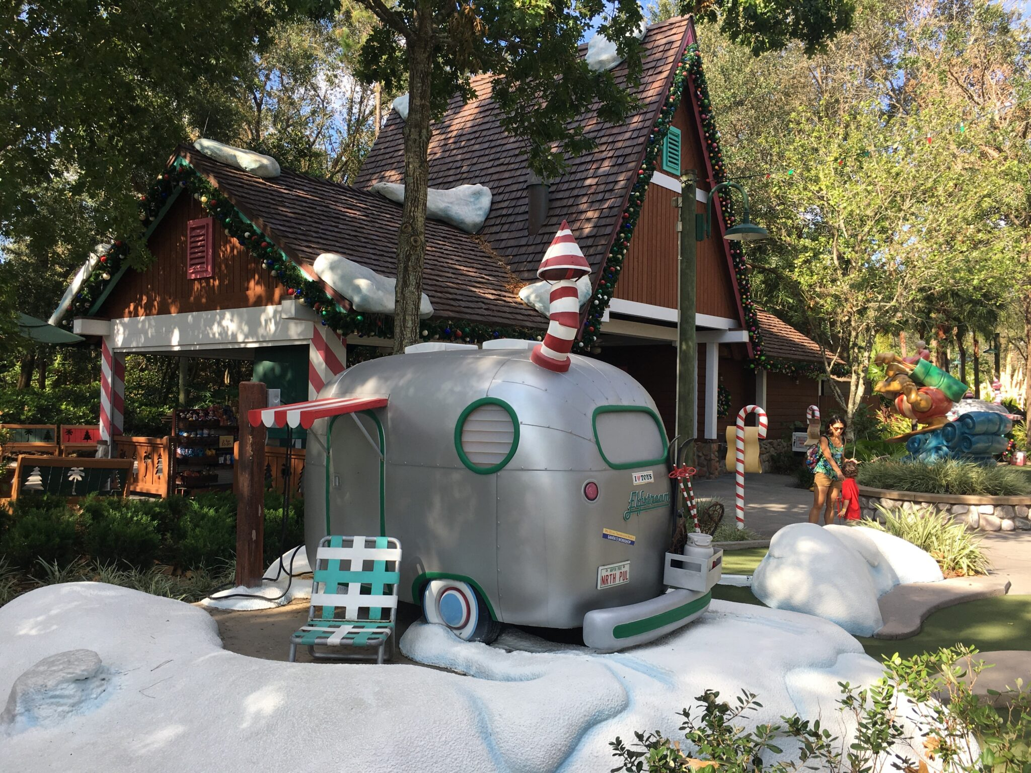 Winter Summerland Miniature Golf Old Fashioned Fun Is Par For The Course Tips From The Disney Divas And Devos