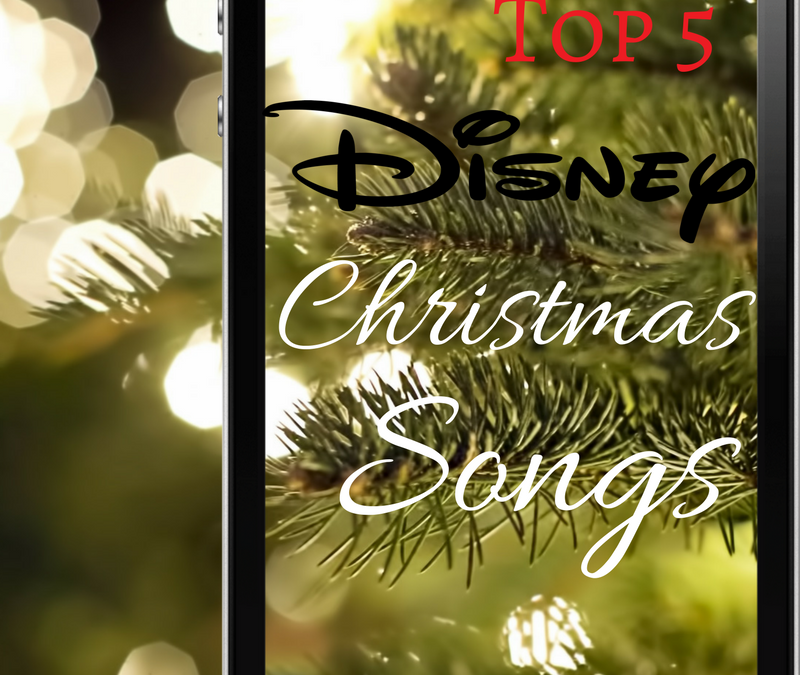 Top 5 Disney Christmas Songs