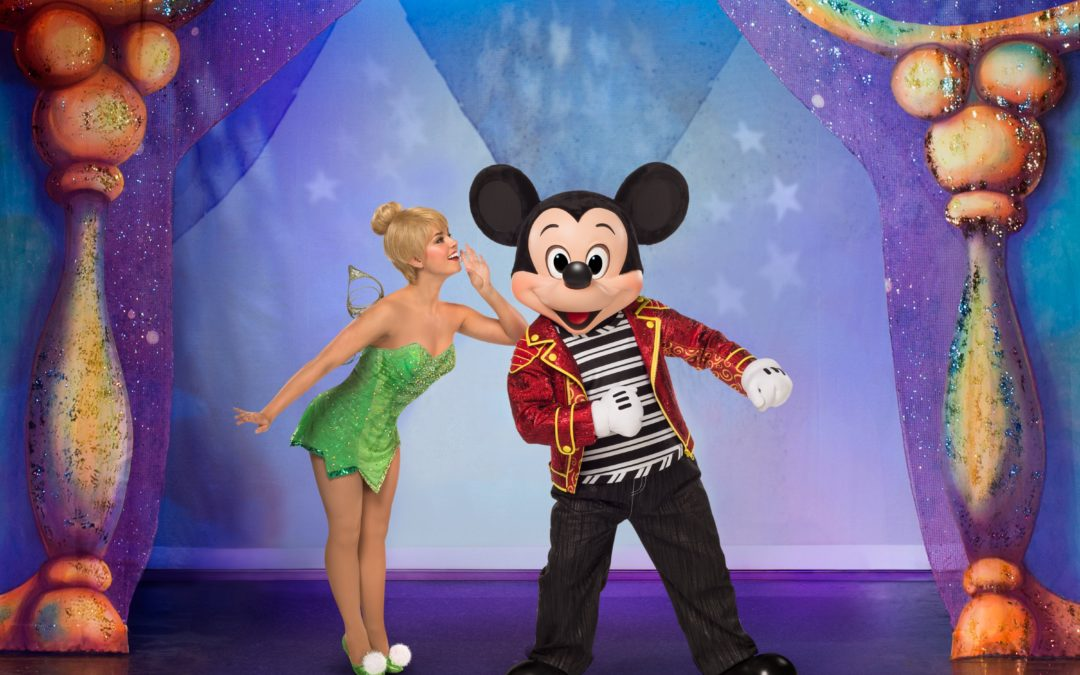 Disney Live! Mickey and Minnie's Doorway to Magic is Coming to a City Near You