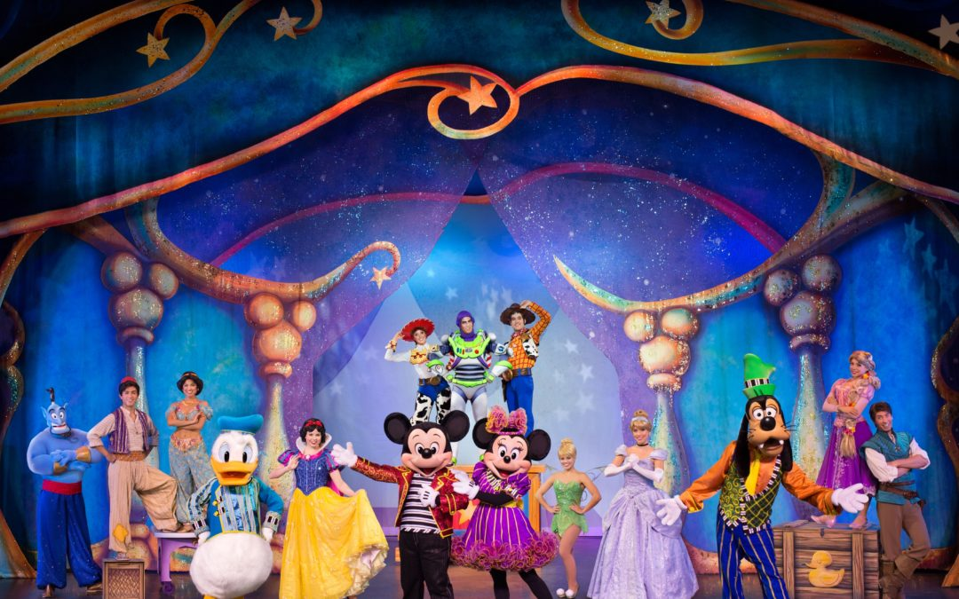 Disney Live! Mickey and Minnie's Doorway to Magic Review