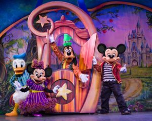 Everything You Need to Know About Disney Live! Mickey and Minnie's Doorway to Magic