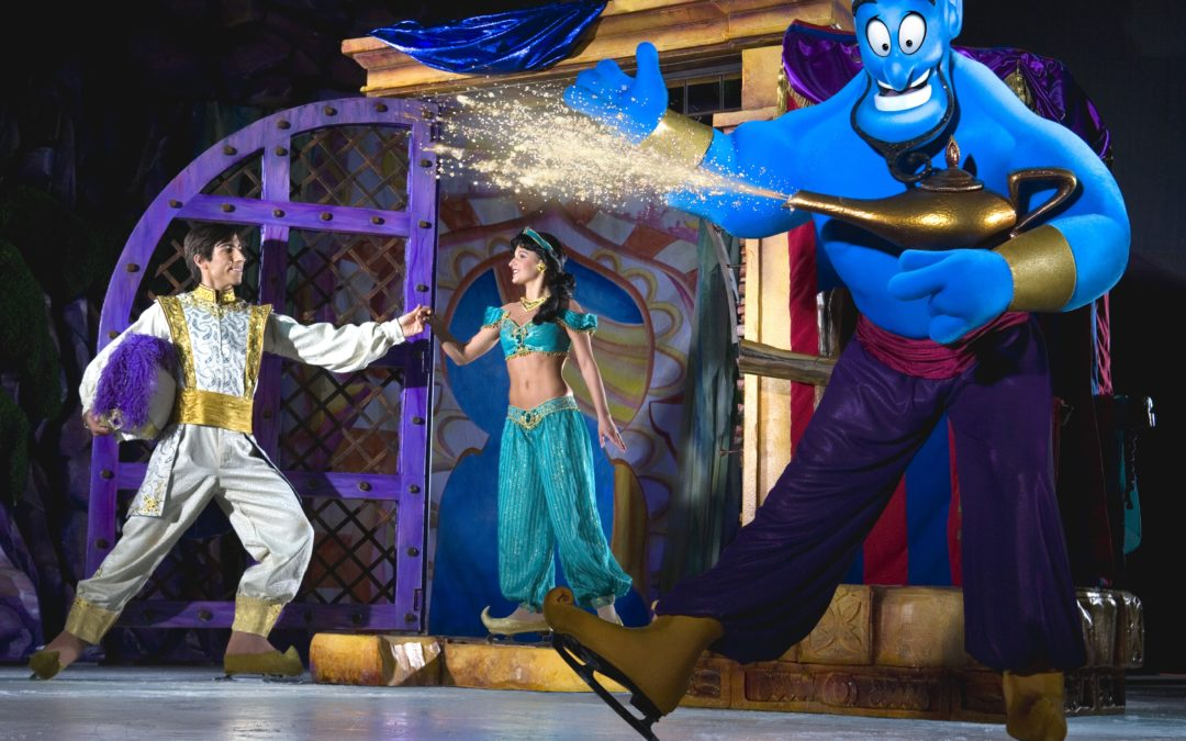 Everything You Need to Know About Disney on Ice Presents Dream Big