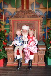 Santa at Disney Springs