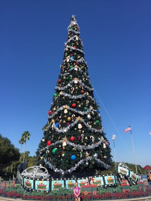 Holiday Happenings at Walt Disney World