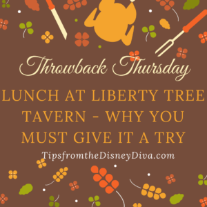 Lunch at Liberty Tree
