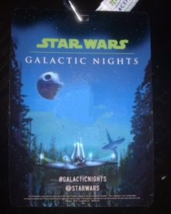 Star Wars: Galactic Nights - A Review