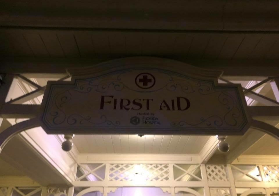 Needing First Aid?  Disney's Got You Covered!