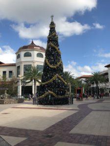Disney Springs Tree