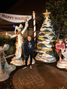 Disney Springs Happy Holidays
