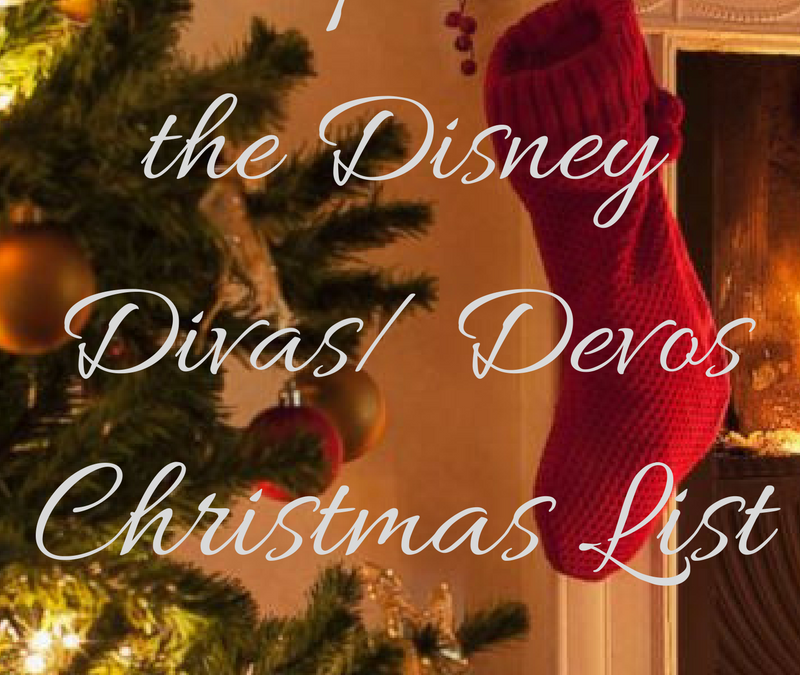 Our Disney Christmas Letter