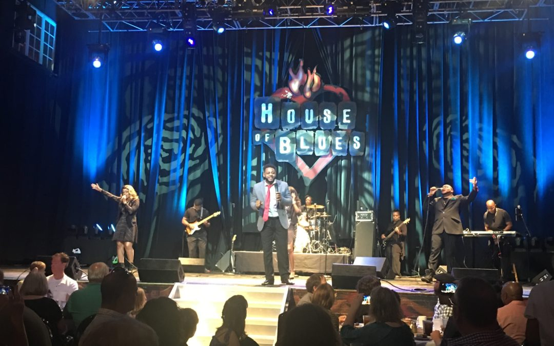 House of Blues Gospel Brunch: A Review