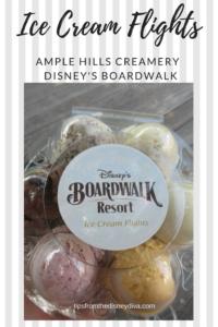 Ample Hills Creamery at Disney's BoardWalk