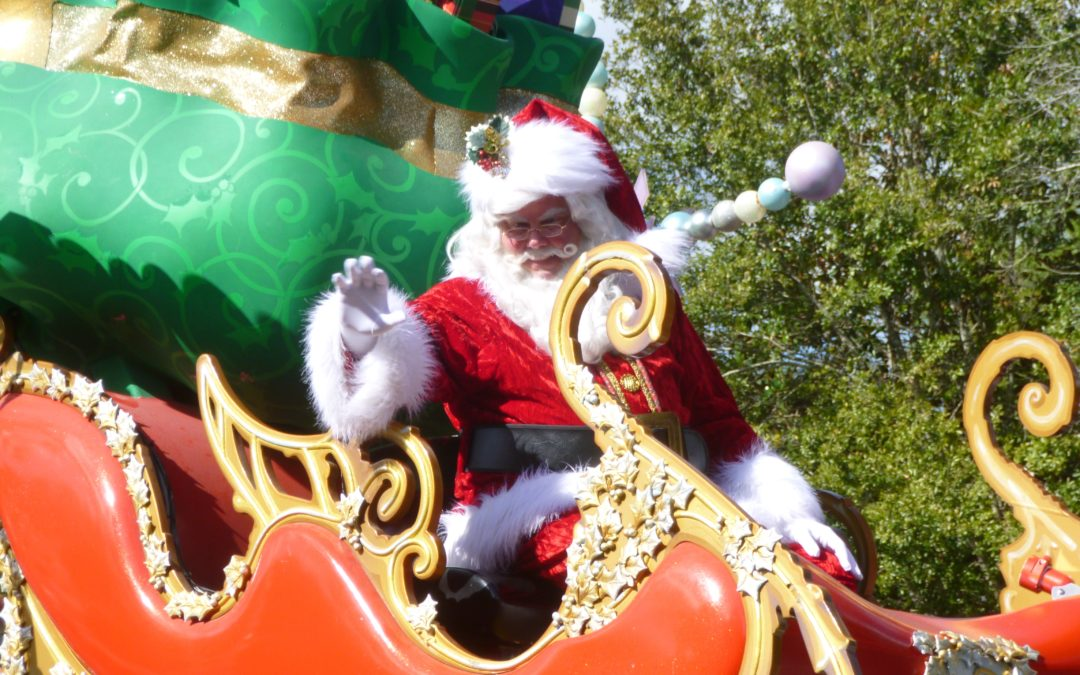 The Holidays at Walt Disney World Resort: Still the Most Magical Time of the Year?