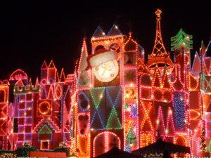 it's a small world at Disneyland Resort