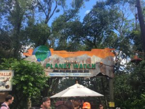 Wildlife Express from Africa to Rafiki's Planet Watch, Animal Kingdom, Conservation Station