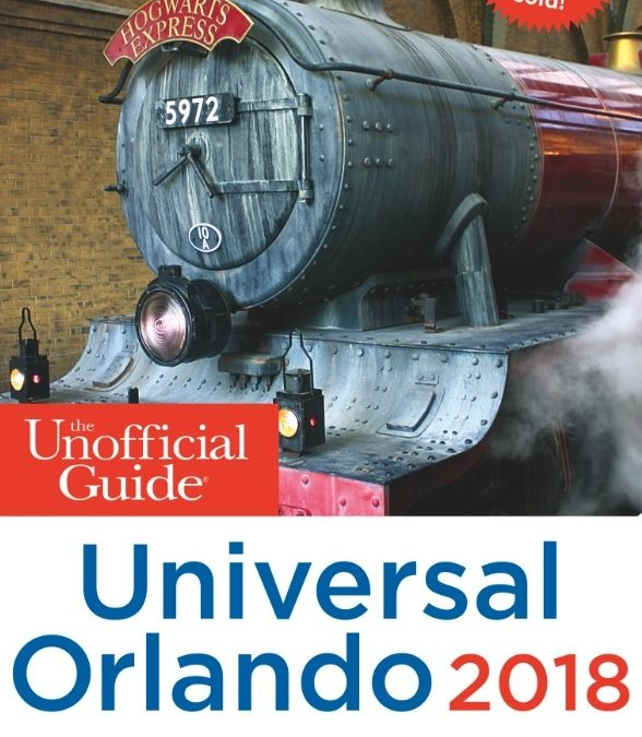 The Unofficial Guide: Universal Orlando 2018 Review and Giveaway!
