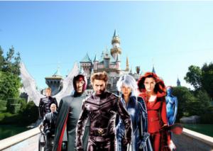 Fox/ Disney merger