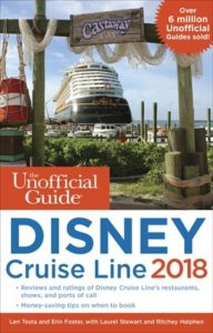 Disney Line Cruise changes cancellation and payment policies, Sep 2018