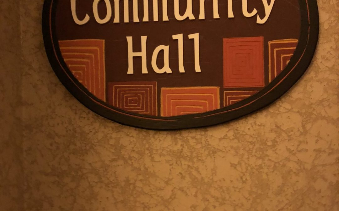 Community Halls at Disney Deluxe Villas