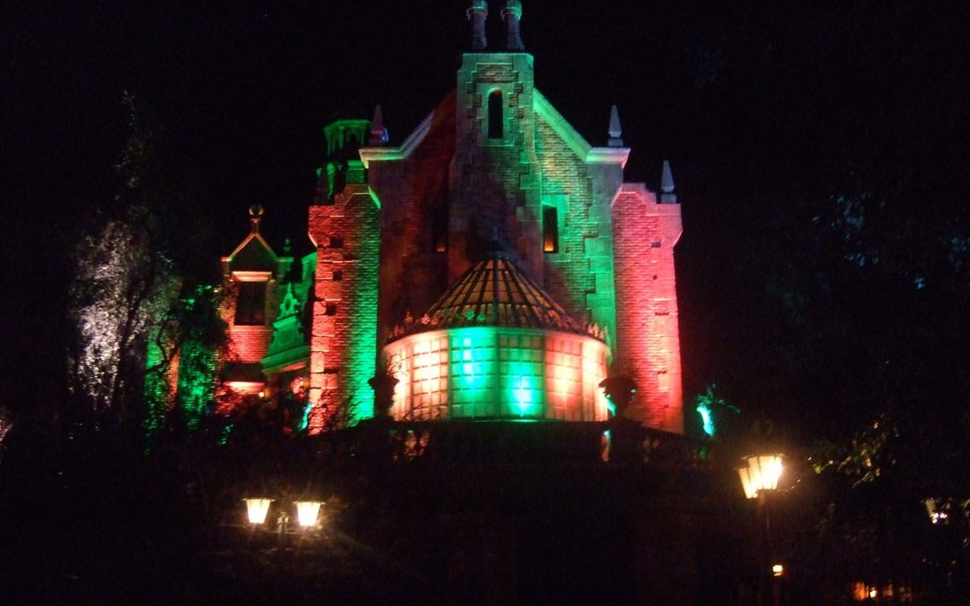 My Favorite WDW Rides to Enjoy at Night