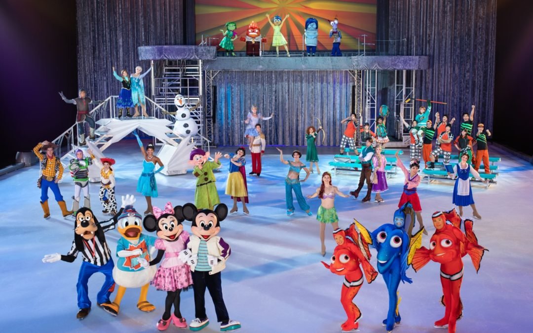 Win Four Tickets to See Disney on Ice Presents Follow Your Heart