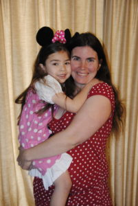 How to Rock the Dots with A Minnie Mouse Mommy Daughter Date