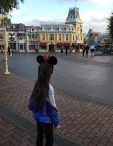 February at Disneyland