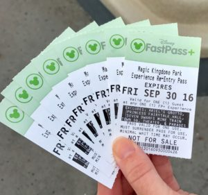 Paper Fast Passes
