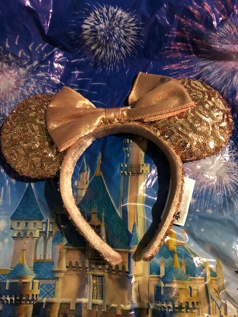 Who Wants To Win A Pair of Rose Gold Mickey Ears?!?