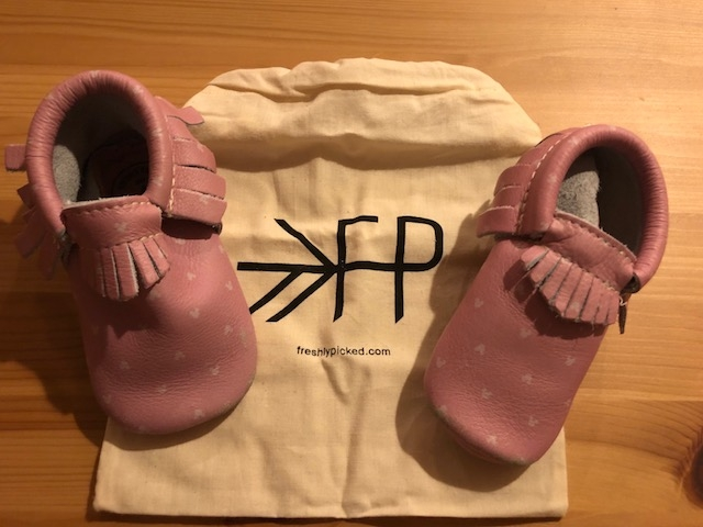 Freshly Picked Baby Moccasin Giveaway!