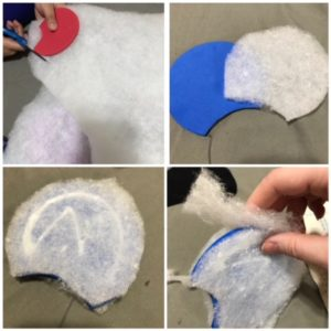 DIY Minnie Ears