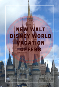 WDW Offers