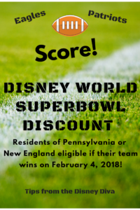 I'm going to Disney World, superbowl discounts, disney world superbowl discounts, disney world discounts, I'm going to Disneyland
