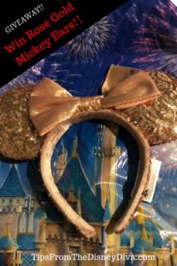 Win Mickey Ears