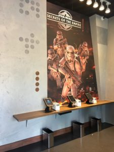 The Void, Disney Springs Star Wars Secrets of the Empire, things to do outside the parks