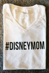 Disney tee from Happy Zae Studio