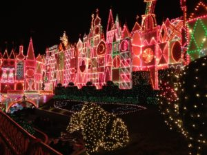 It's A Small World Holiday Overlay 2015