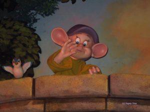 Snow White's Scary Adventure - Dopey