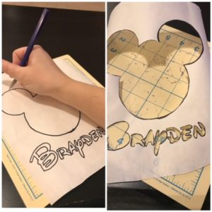 DIY Disney Shirt
