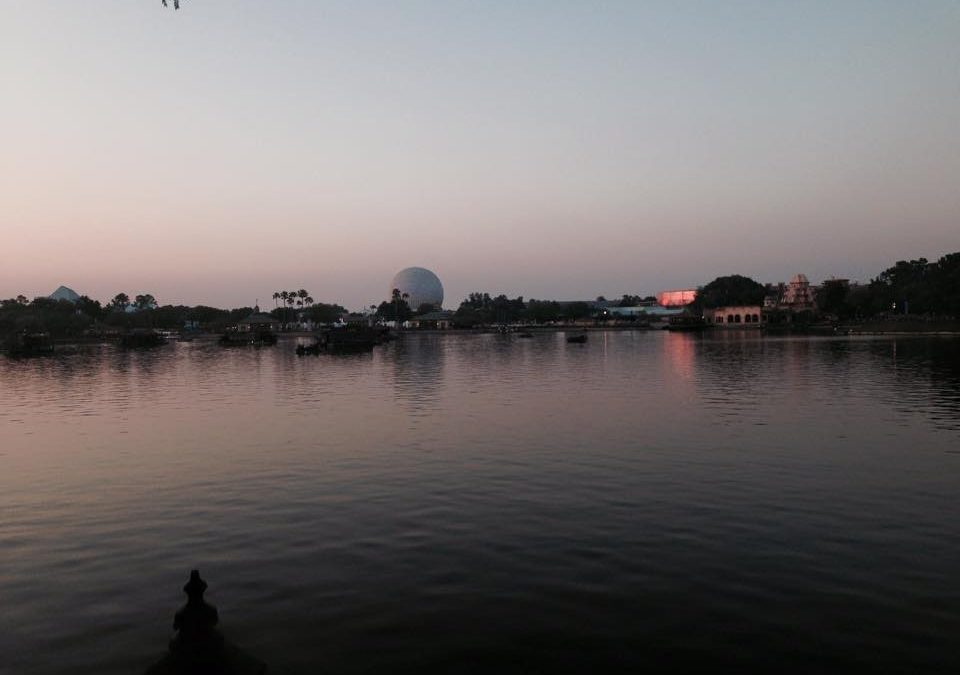 From the American Adventure to Zipping Through Space: The ABC's of Epcot