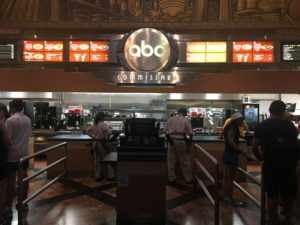 Disney Hollywood Studios counter service restaurant ABC commissary