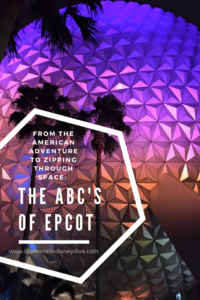 ABC's of Epcot