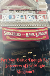 Join the fight against evil in Sorcerers of the Magic Kingdom