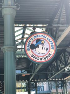 Disney Magical Express at Port Oreleans French Quarter