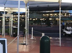 Magic Kingdom's Security Gate