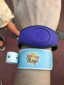 Soarin' Diva's Bracelet for Early Morning Magic
