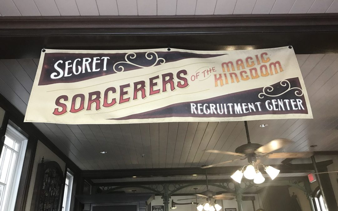 Are You Brave Enough For Sorcerers of the Magic Kingdom?